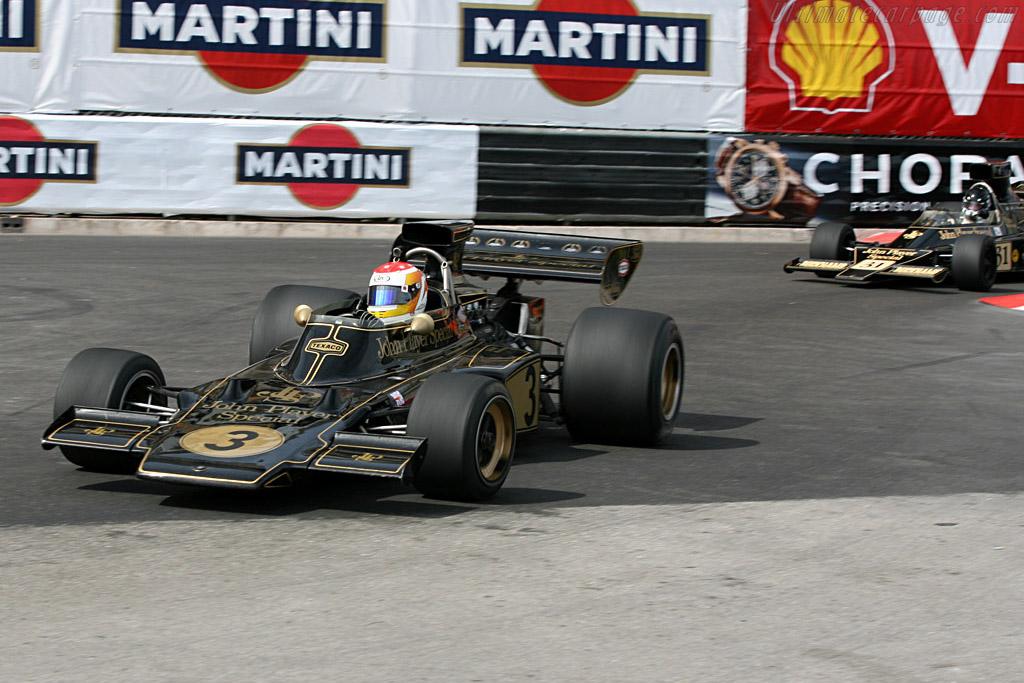 Lotus 72 Cosworth - Chassis: R5-2  - 2006 Monaco Historic Grand Prix
