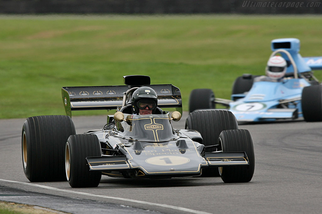 Lotus 72 Cosworth - Chassis: R5-2  - 2007 Goodwood Revival