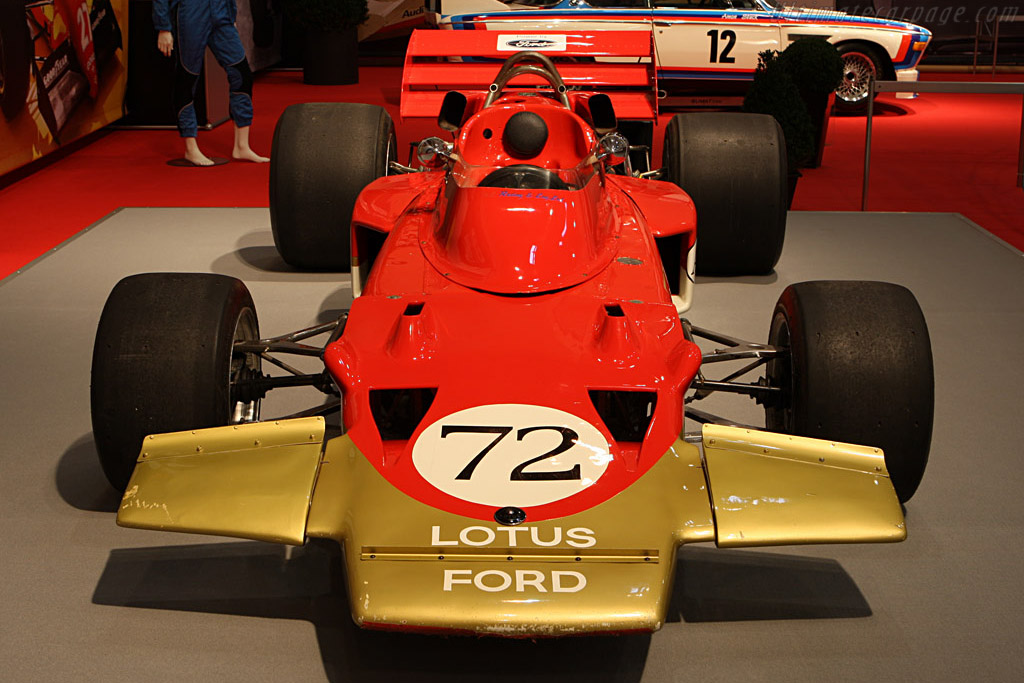 Lotus 72 Cosworth - Chassis: R4   - 2007 Essen Motor Show
