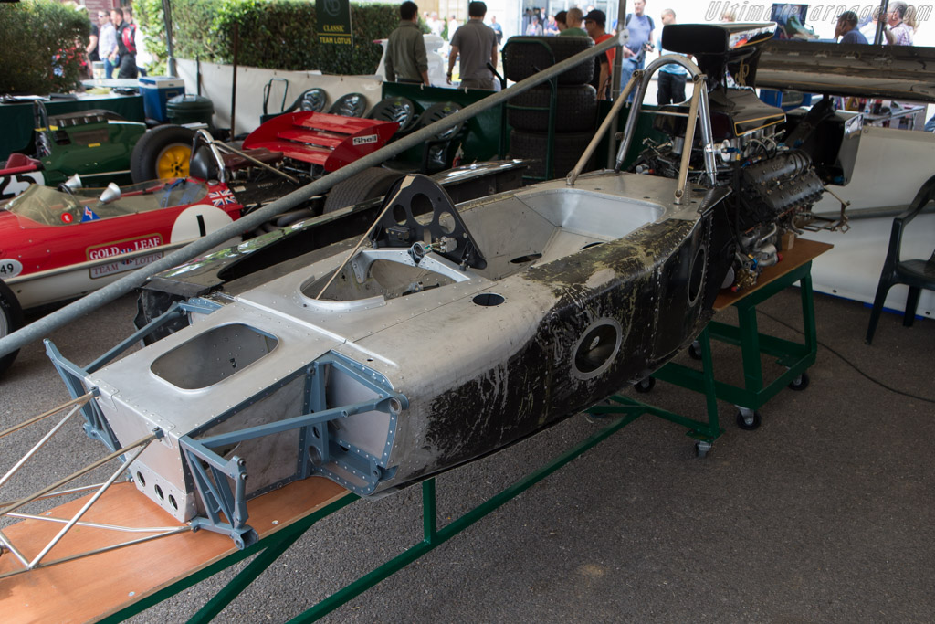 1970 Lotus 72 Cosworth Chassis R5 Ultimatecarpage Com