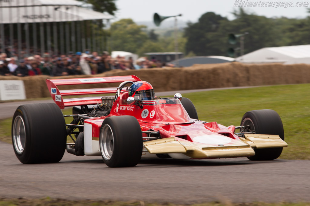 1970 - 1975 Lotus 72 Cosworth - Images, Specifications and Information