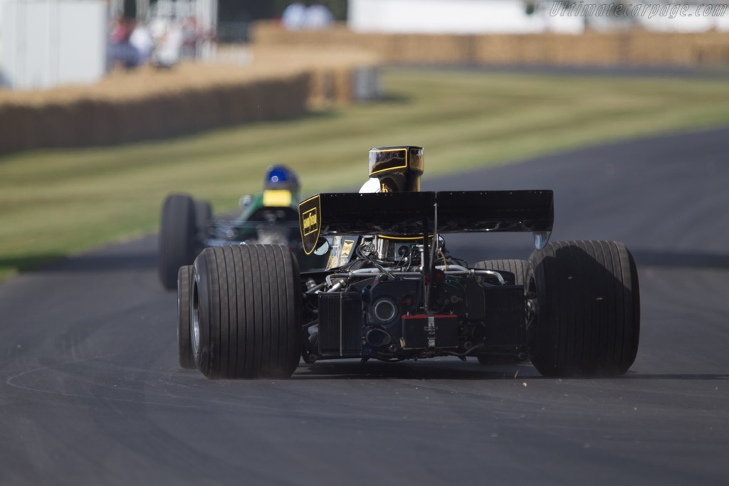 Lotus 72 Cosworth - Chassis: R5-2   - 2013 Goodwood Festival of Speed