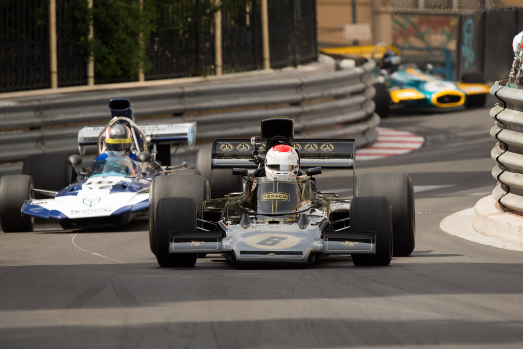 Lotus 72 Cosworth - Chassis: R6   - 2014 Monaco Historic Grand Prix