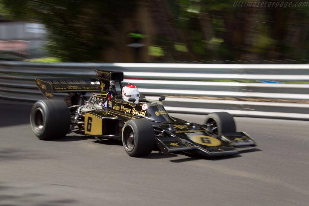 Lotus 72 Cosworth - Chassis: R6   - 2014 Monaco Historic Grand Prix