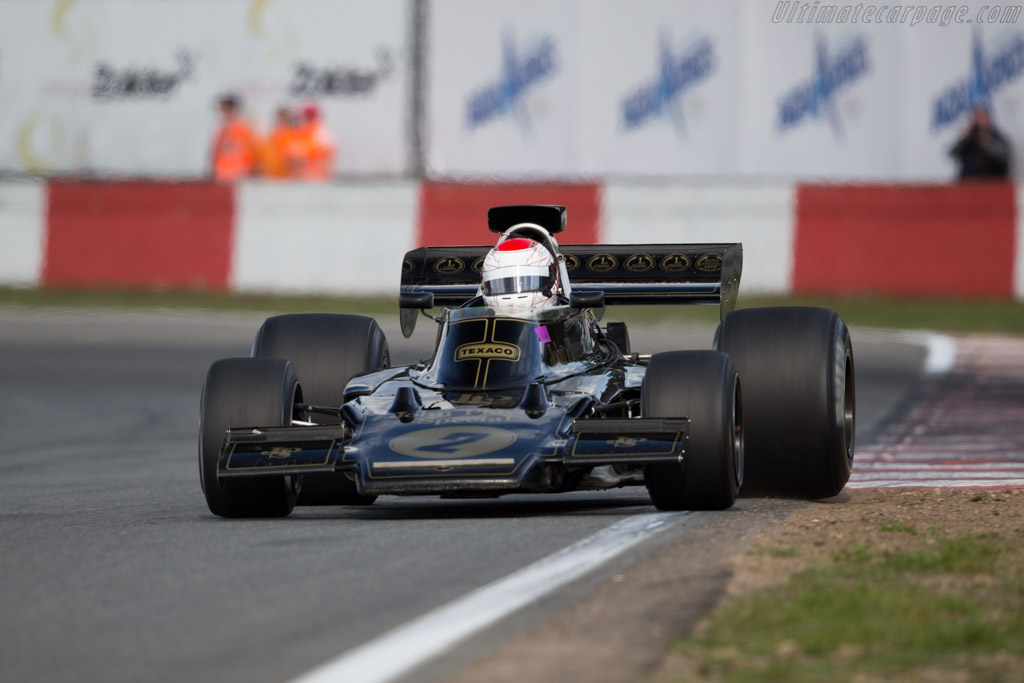 Lotus 72 Cosworth - Chassis: R6  - 2016 Zolder Masters Festival