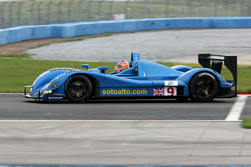 Creation CA06/H - Chassis: CA06/H - 002   - 2006 Le Mans Series Istanbul 1000 km