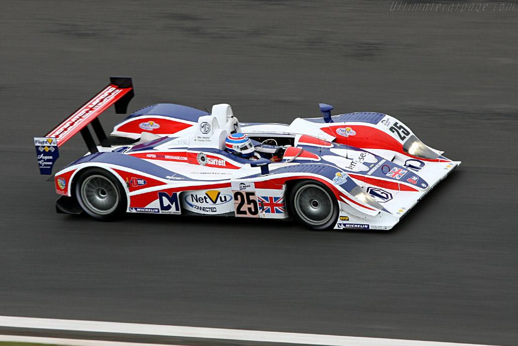 MG Lola EX264 AER - Chassis: B0540-HU05   - 2006 Le Mans Series Istanbul 1000 km