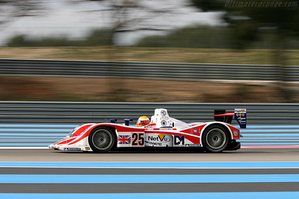 MG Lola EX264 AER - Chassis: B0540-HU05   - Le Mans Series 2006 Season Preview