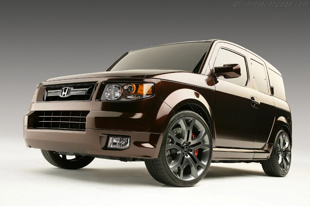 2006 honda element sc concept images specifications and. Black Bedroom Furniture Sets. Home Design Ideas