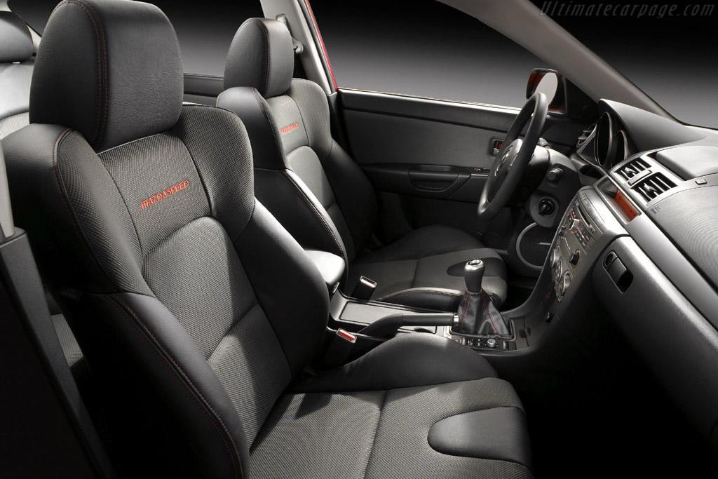 Mazda Mazdaspeed 3