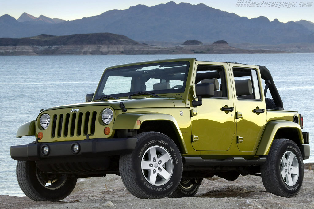 Click here to open the Jeep Wrangler Unlimited gallery