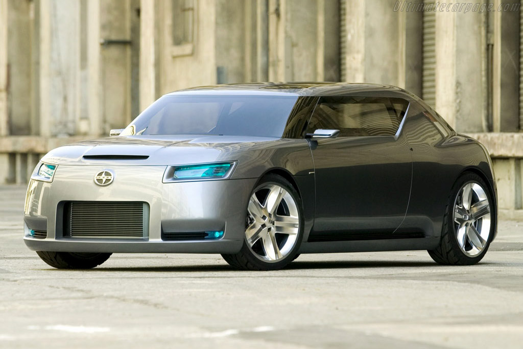 Click here to open the Scion Fuse Concept gallery