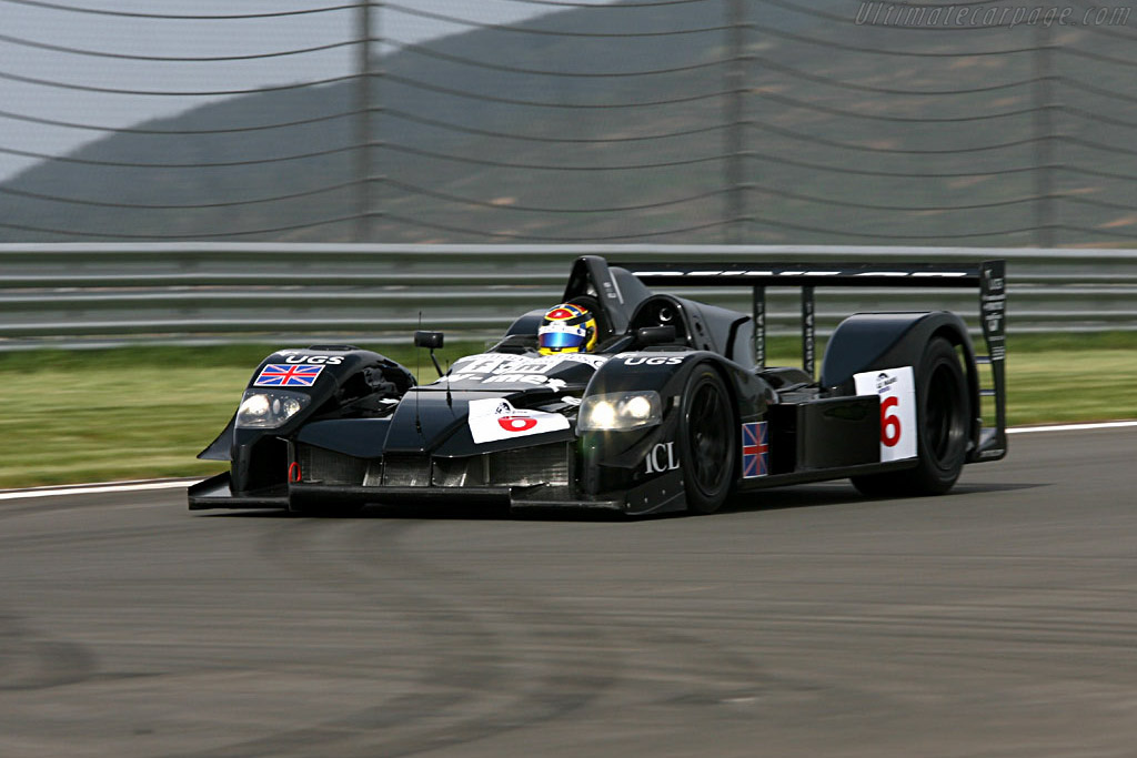Lister Storm LMP Hybrid - Chassis: 001   - 2006 Le Mans Series Istanbul 1000 km