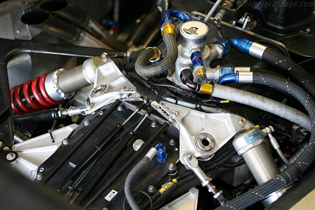 Lister Storm LMP Hybrid - Chassis: 001   - Le Mans Series 2006 Season Preview
