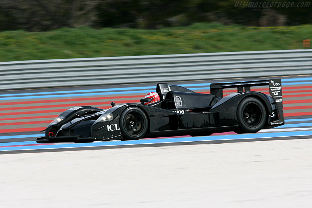 Lister Storm LMP Hybrid - Chassis: 001   - Le Mans Series 2006 Season Preview
