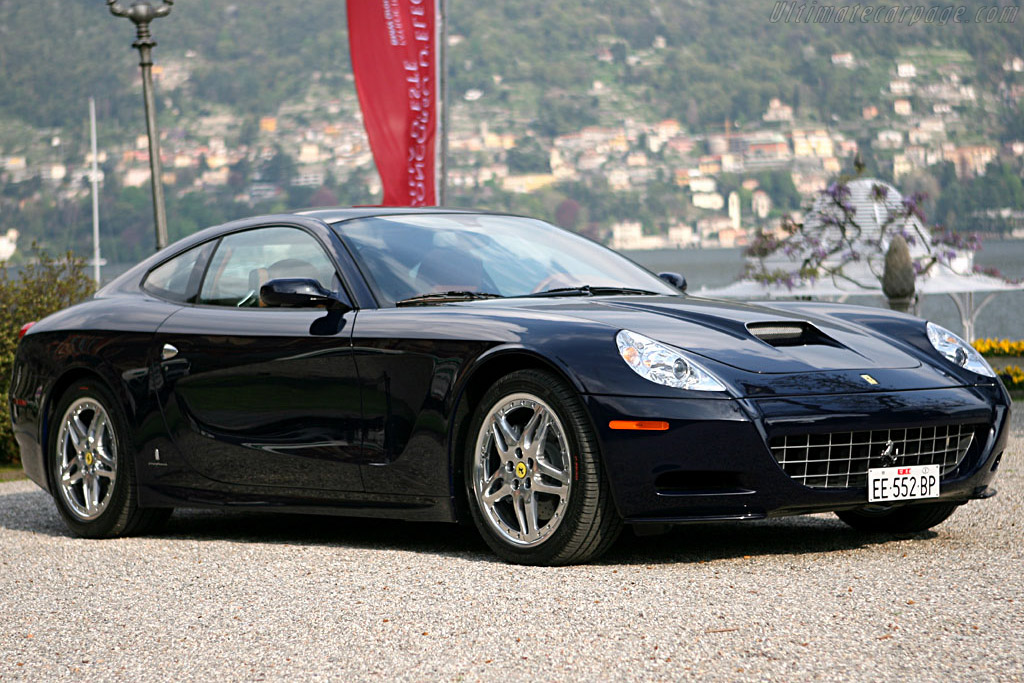 2006 Ferrari 612 Kappa - Images, Specifications and ...