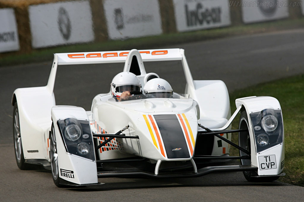 Click here to open the Caparo T1 gallery