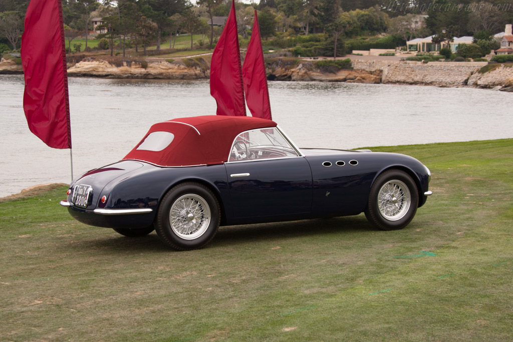 Maserati A6G 2000 Frua Spider - Chassis: 2017   - 2014 Pebble Beach Concours d'Elegance