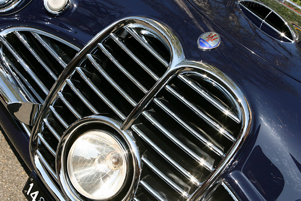 Maserati A6G 2000 Frua Spider - Chassis: 2017   - 2006 Concorso d'Eleganza Villa d'Este