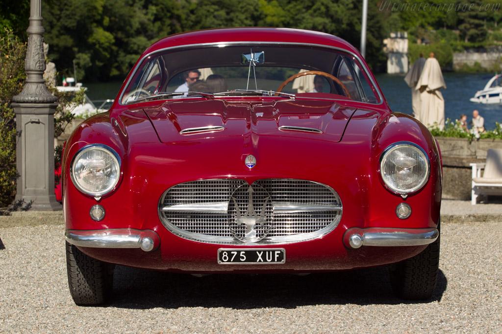 Maserati A6G/54 2000 Zagato Coupe - Chassis: 2186   - 2014 Concorso d'Eleganza Villa d'Este