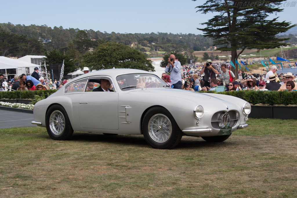 Maserati A6G/54 2000 Zagato Coupe - Chassis: 2124   - 2014 Pebble Beach Concours d'Elegance