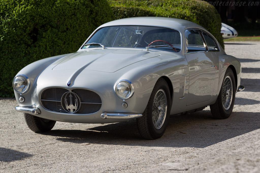 Maserati A6G/54 2000 Zagato Coupe - Chassis: 2124   - 2015 Concorso d'Eleganza Villa d'Este