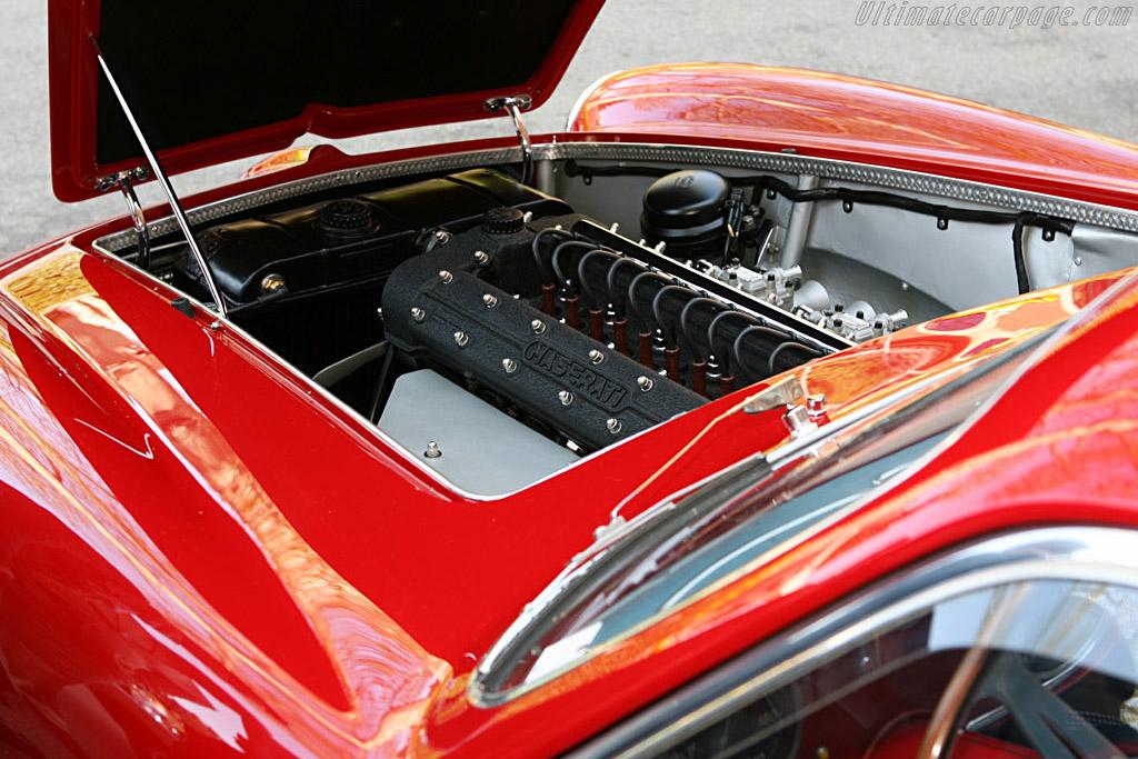Maserati A6G/54 2000 Zagato Coupe - Chassis: 2121   - 2006 Concorso d'Eleganza Villa d'Este