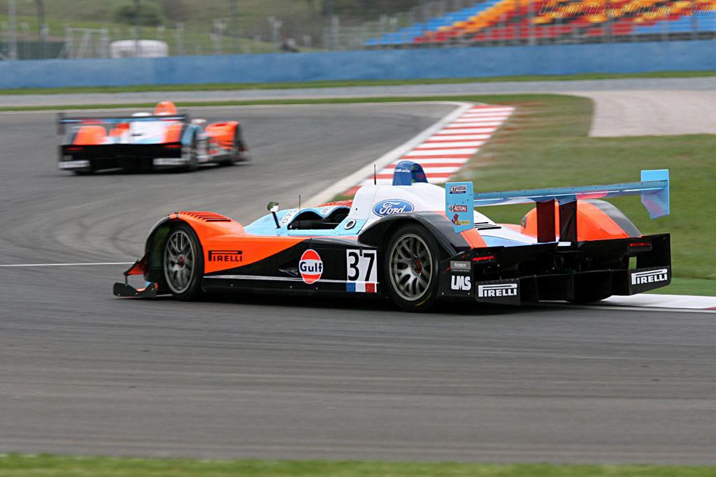 Courage C65 Mecachrome - Chassis: C60-6   - 2006 Le Mans Series Istanbul 1000 km