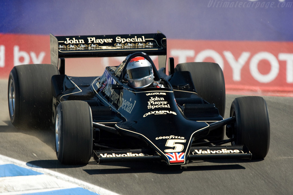 Click here to open the Lotus 79 Cosworth gallery