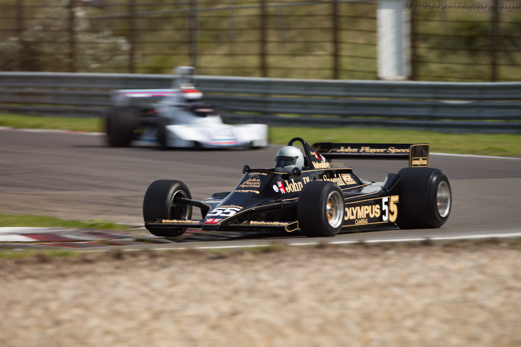 Lotus 79 Cosworth - Chassis: 79/2   - 2014 Historic Grand Prix Zandvoort
