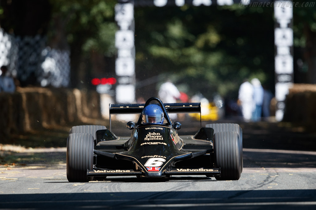 Lotus 79 Cosworth - Chassis: 79/2   - 2018 Goodwood Festival of Speed
