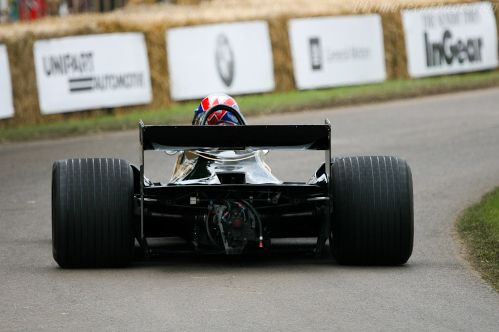 Lotus 79 Cosworth - Chassis: 79/3   - 2007 Goodwood Festival of Speed