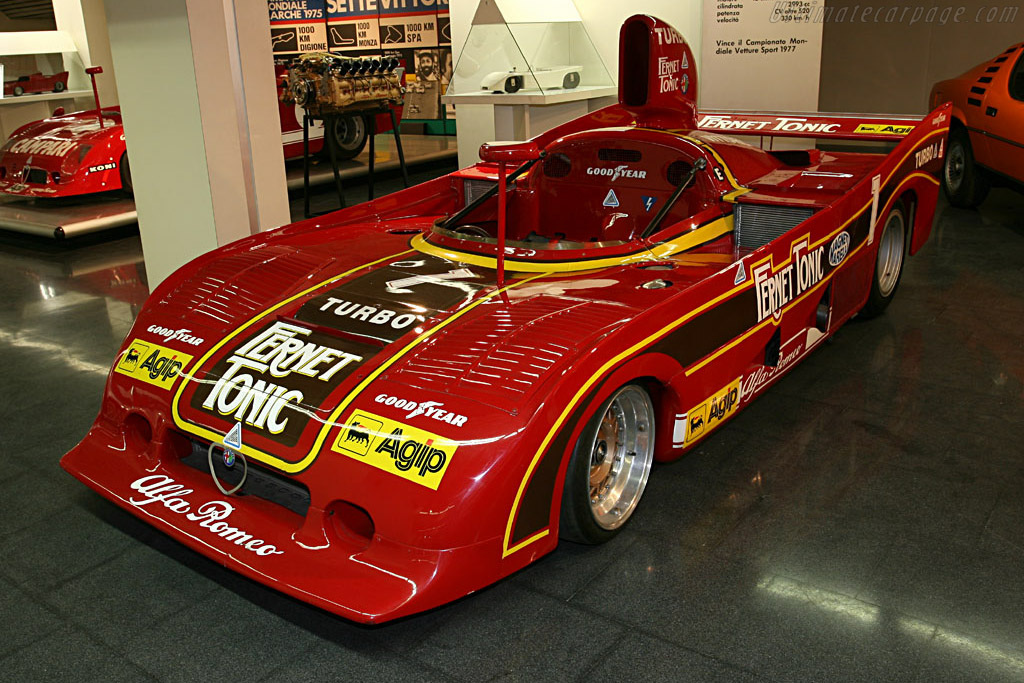 Click here to open the Alfa Romeo 33/SC/12 Turbo gallery