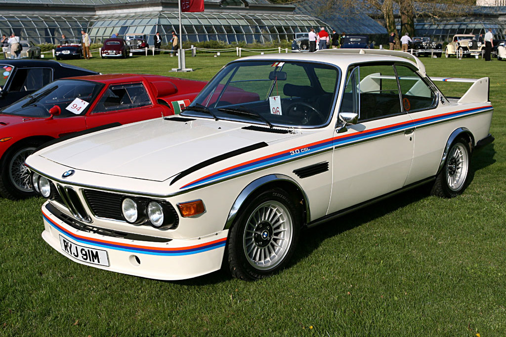 1973 1975 Bmw 3 0 Csl Images Specifications And