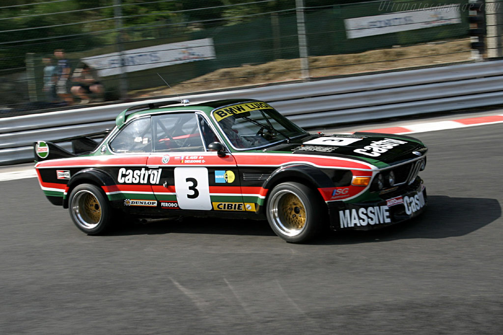 BMW 3.0 CSL Group 2 - Chassis: 2264107   - 2004 Le Mans Endurance Series Spa 1000 km