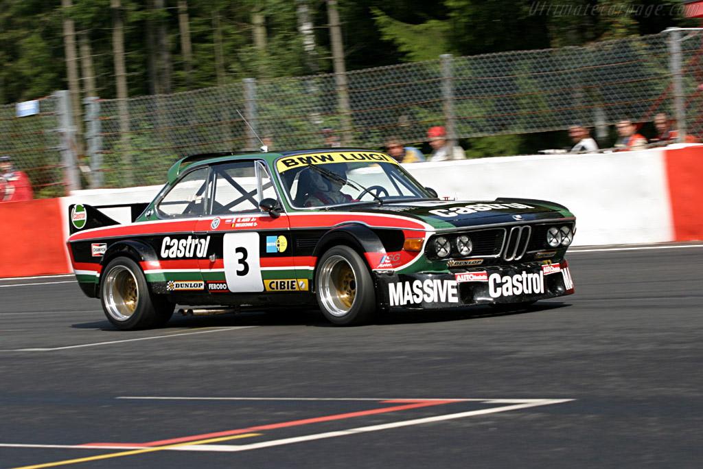 BMW 3.0 CSL Group 2 - Chassis: 2264107  - 2004 Le Mans Endurance Series Spa 1000 km