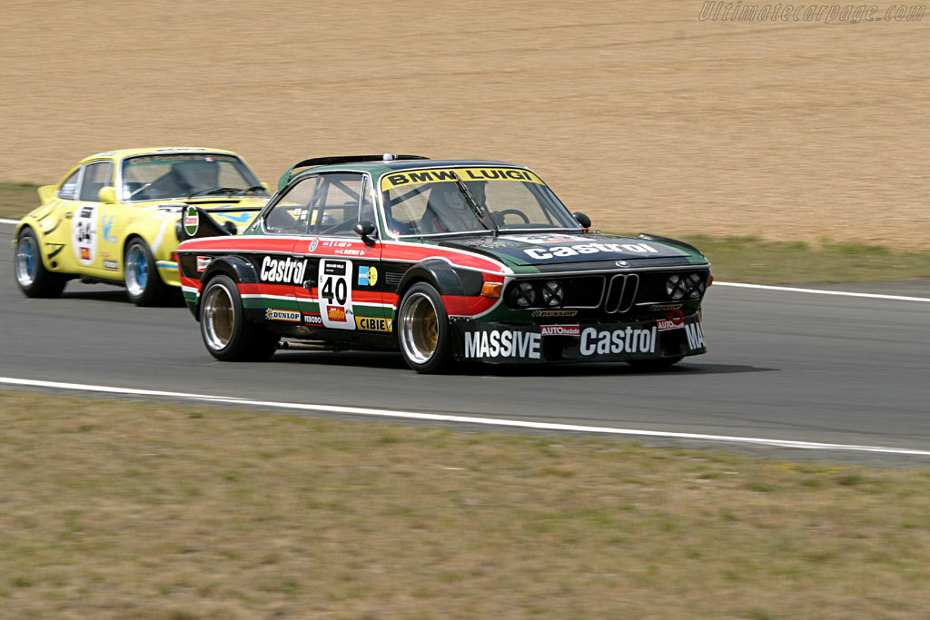 BMW 3.0 CSL Group 2 - Chassis: 2264107   - 2004 Le Mans Classic