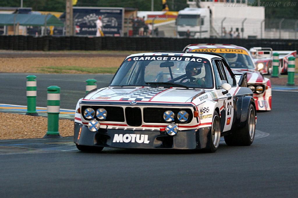 BMW 3.0 CSL Group 2    - 2004 Le Mans Classic