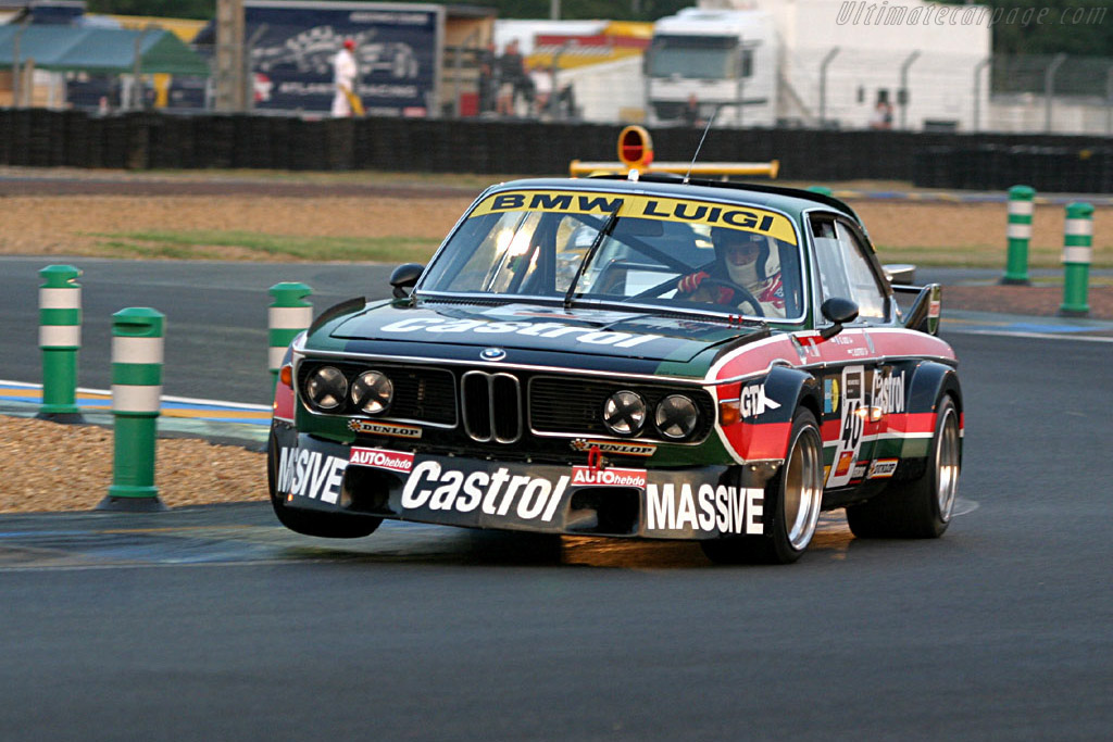 1973 - 1975 BMW 3.0 CSL Group 2 - Images, Specifications and Information