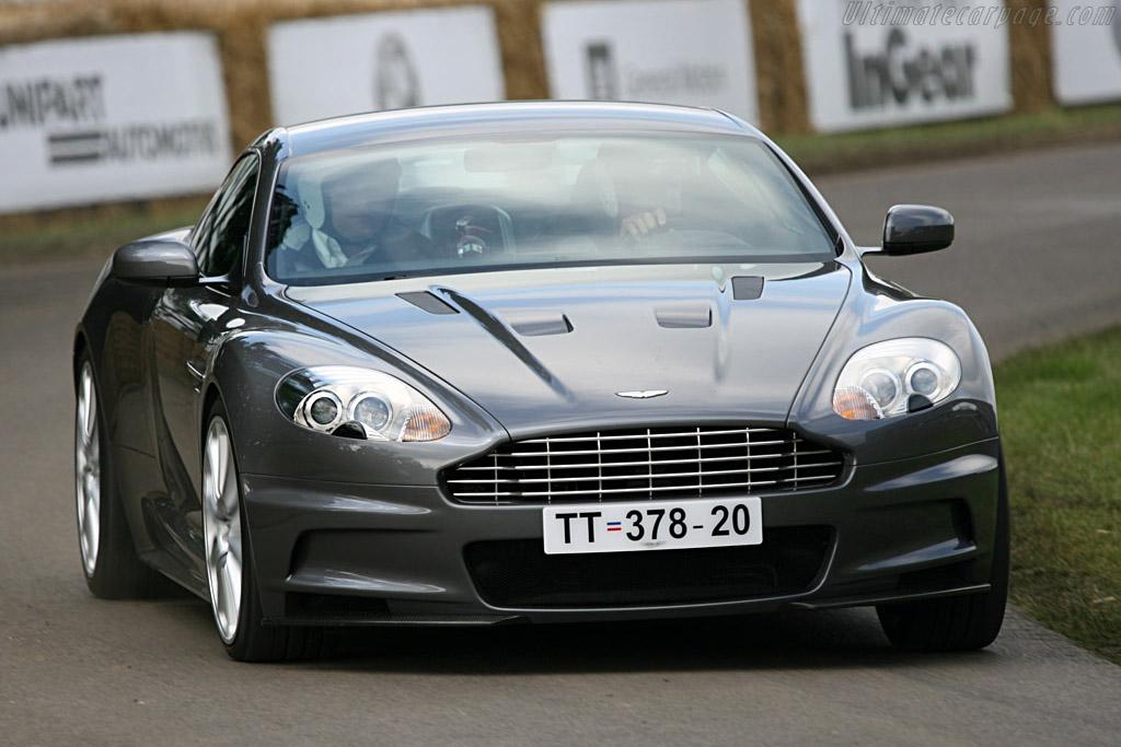 Aston Martin DBS V12    - 2007 Goodwood Festival of Speed