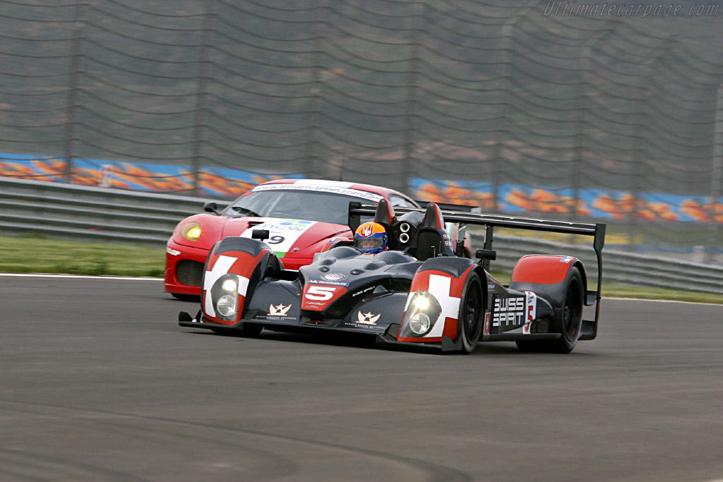 Courage LC70 Judd - Chassis: LC70-02   - 2006 Le Mans Series Istanbul 1000 km