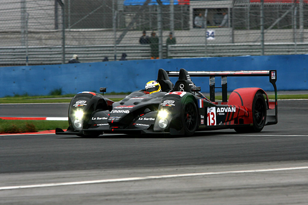 Courage LC70 Mugen - Chassis: LC70-05   - 2006 Le Mans Series Istanbul 1000 km