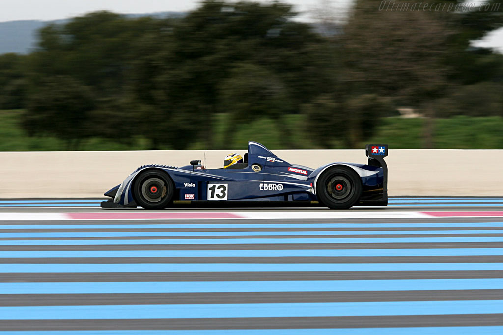 Courage LC70 Mugen - Chassis: LC70-05   - Le Mans Series 2006 Season Preview