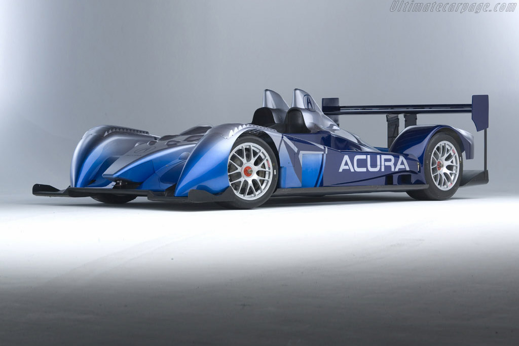 Courage LC75 Acura