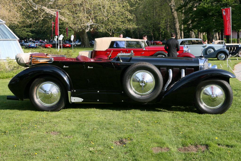 Mercedes-Benz 700 SS 27/140/200 hp Fernandez & Darrin Torpedo - Chassis: ?   - 2006 Concorso d'Eleganza Villa d'Este