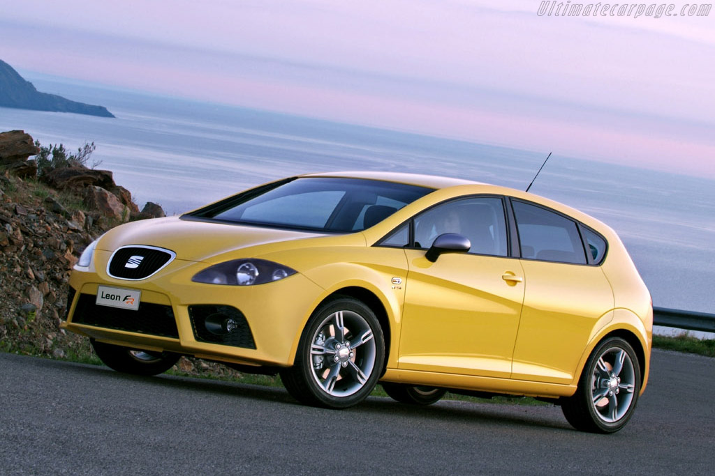 Click here to open the Seat Leon FR gallery