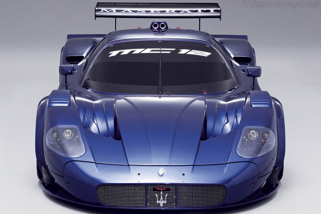 Click here to open the Maserati MC12 Corsa gallery