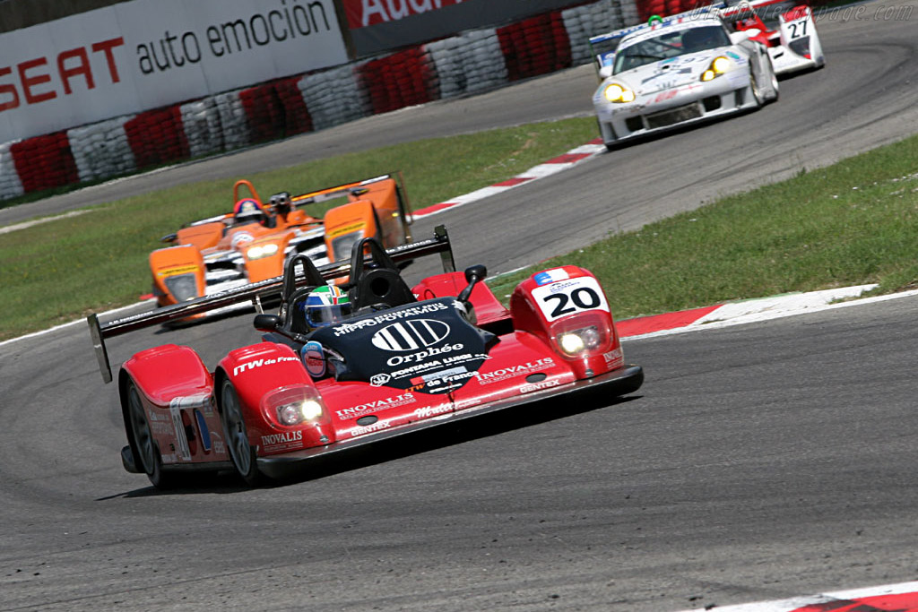 Pilbeam MP93 JPX - Chassis: 01 PB   - 2005 Le Mans Series Monza 1000 km