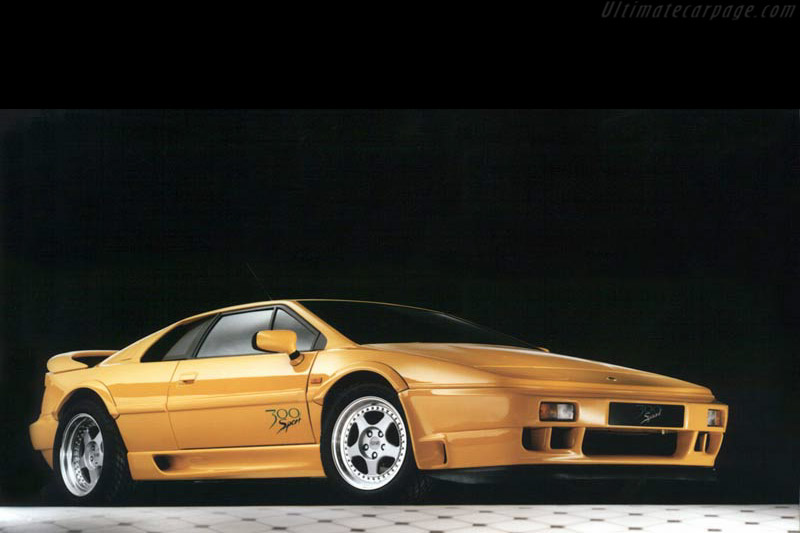 Click here to open the Lotus Esprit Sport 300 gallery