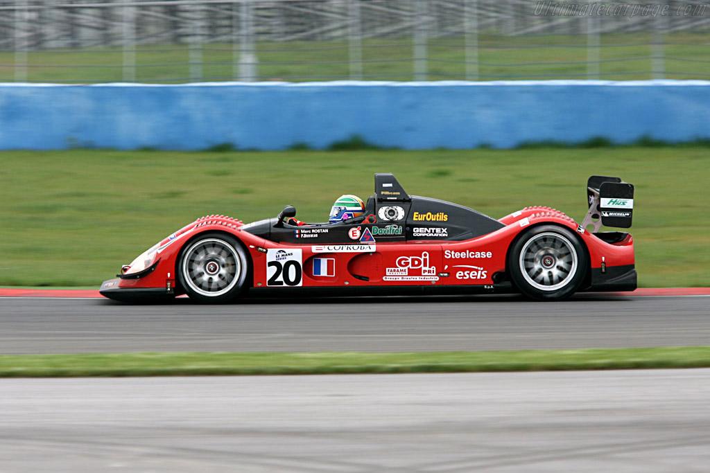 Pilbeam MP93 Judd - Chassis: 01 PB   - 2006 Le Mans Series Istanbul 1000 km